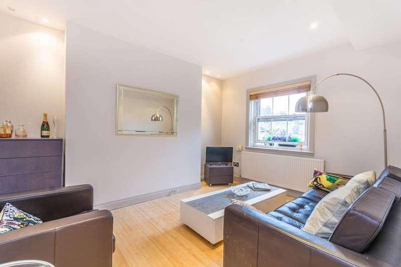 1 Bedroom Flat for rent in Herbrand Street, Bloomsbury, WC1N