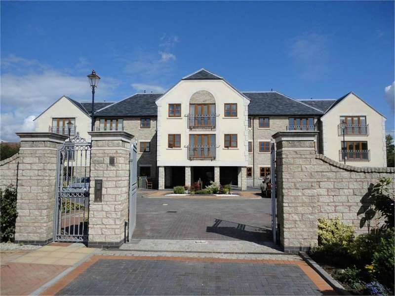 2 Bedrooms Apartment Flat for sale in Arbury Mansions, Arbury Garth, Nuneaton, CV10