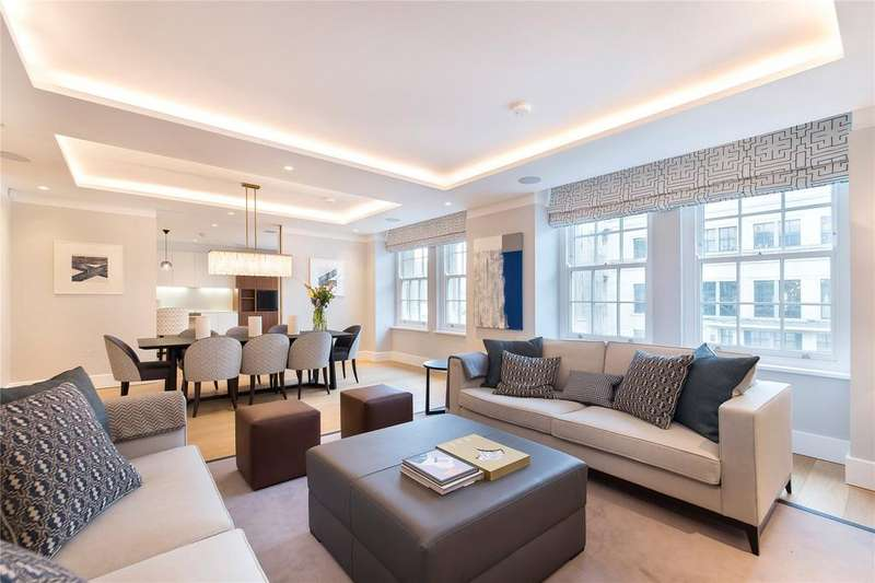 3 Bedrooms Flat for rent in St. James's Street, London, SW1A