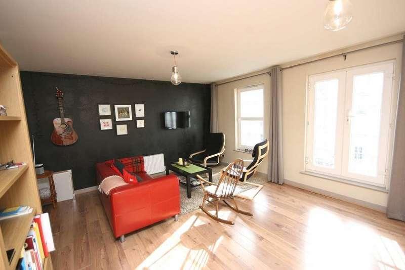 2 Bedrooms Flat for rent in Dalry Gait, Edinburgh