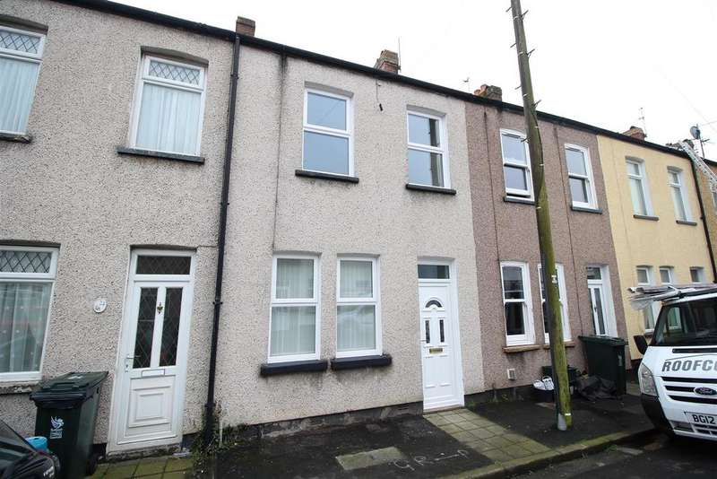 2 Bedrooms Terraced House for sale in Magor Street, Newport