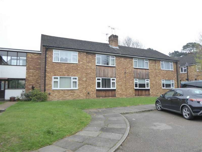 2 Bedrooms Flat for sale in Oxhey