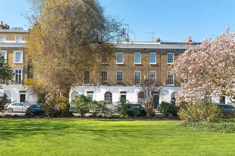 4 Bedrooms House for sale in Paultons Square, London