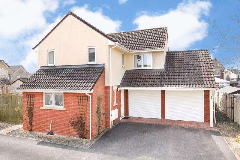 4 Bedrooms Detached House for sale in Redgrave Close, Trowbridge