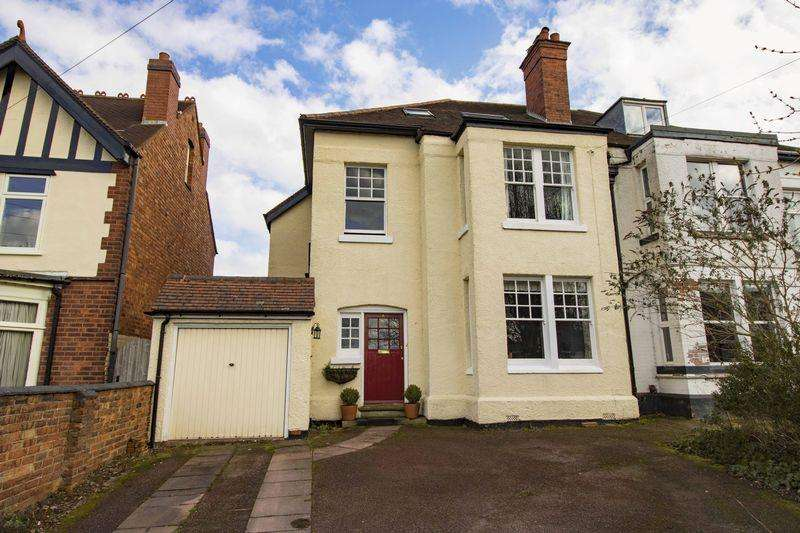 6 Bedrooms Semi Detached House for sale in Leigh Road, Walsall.