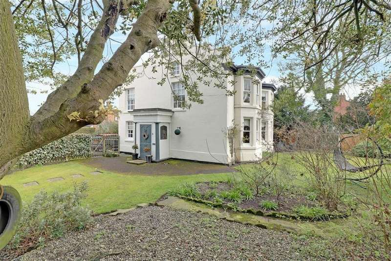 4 Bedrooms Detached House for sale in Swanlow Lane, Winsford, Cheshire