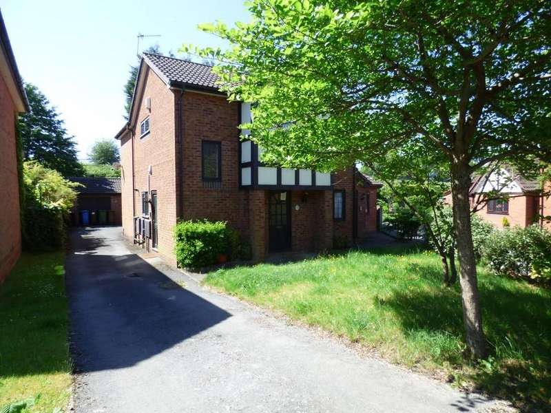 3 Bedrooms Detached House for sale in Orchard Vale, Edgeley, Stockport