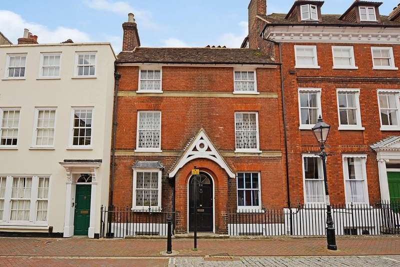 4 Bedrooms Town House for rent in North Street, Ashford