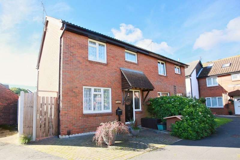 3 Bedrooms Semi Detached House for sale in Barlows Reach, Chelmsford, CM2 6SN