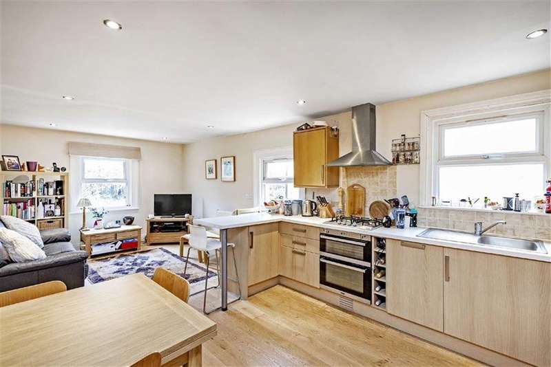 2 Bedrooms Flat for sale in Fernlea Road, Balham