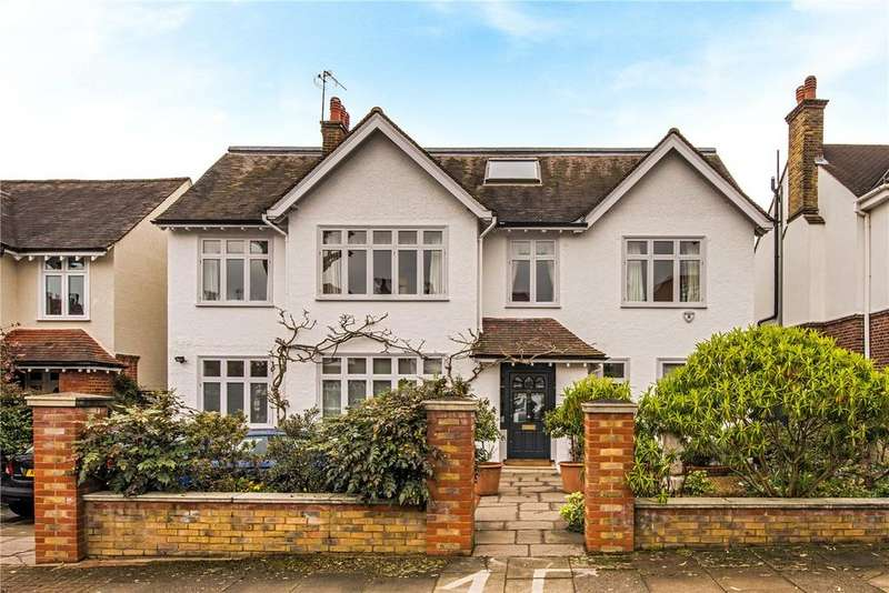 6 Bedrooms Detached House for sale in Castello Avenue, London, SW15