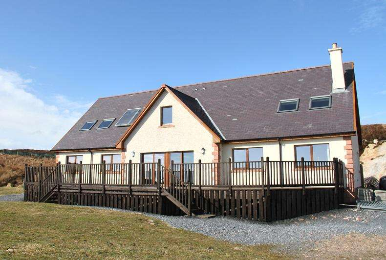 4 Bedrooms Detached House for sale in The Oa, Port Ellen PA42