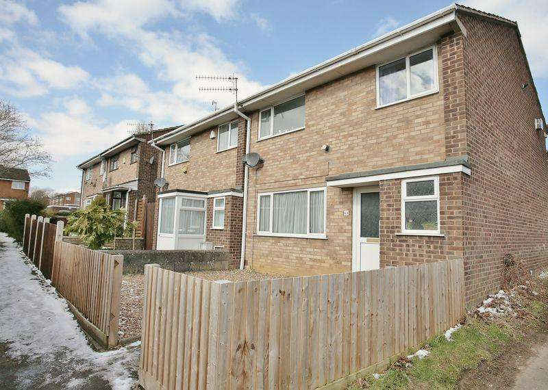 3 Bedrooms Semi Detached House for sale in 68 High Furlong, Banbury, Oxon, OX16 1PT