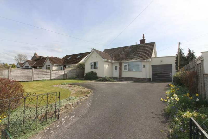 3 Bedrooms Detached Bungalow for sale in St. Marys Road, Meare