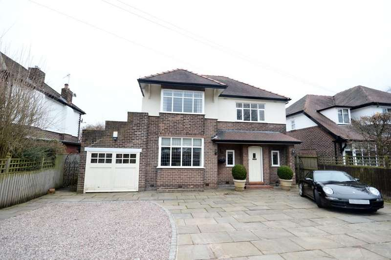 3 Bedrooms Detached House for sale in 341 London Road, Appleton, Warrington, WA4