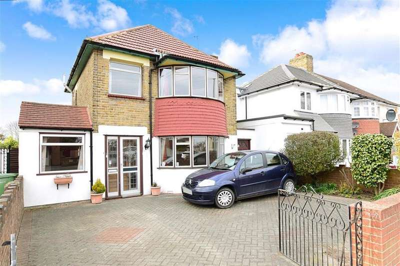 3 Bedrooms Detached House for sale in Swanley Road, Welling, Kent