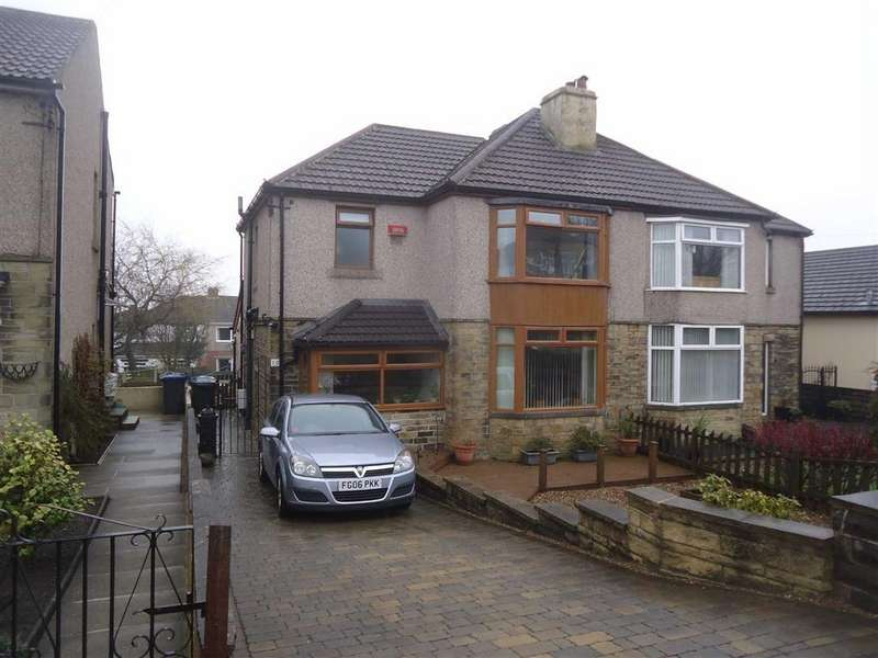 3 Bedrooms Semi Detached House for sale in Belmont Gardens, Bradford, West Yorkshire, BD12