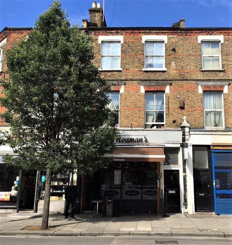 2 Bedrooms Detached House for sale in Maida Vale, Shirland Road, W9, London, W9 2EU