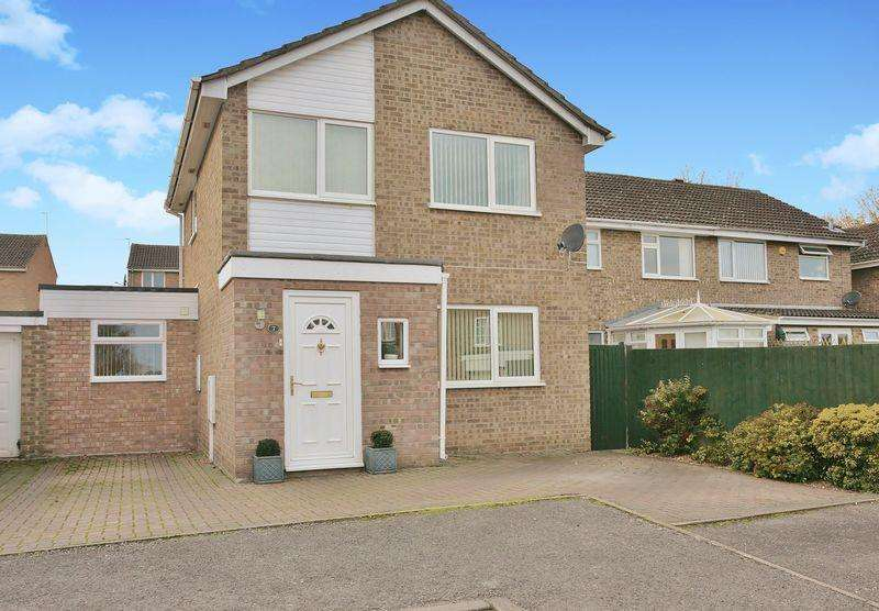 3 Bedrooms Detached House for sale in 7 Grebe Road Cherwell Heights, Banbury