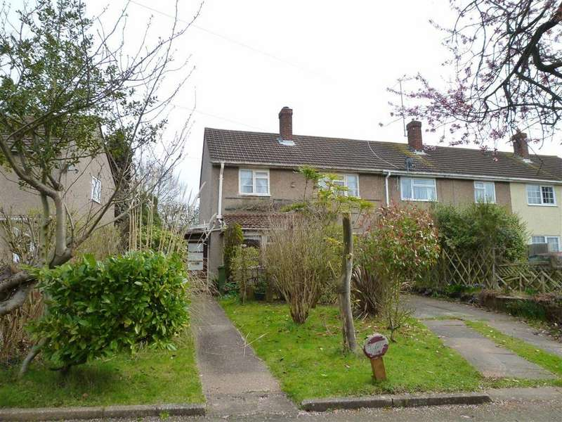 3 Bedrooms End Of Terrace House for sale in Queen Elizabeth Road, Kidderminster, Worcestershire