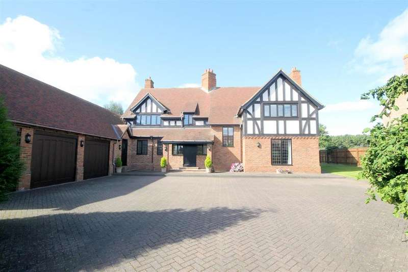 5 Bedrooms House for sale in Fulthorpe Grove, Wynyard, Billingham