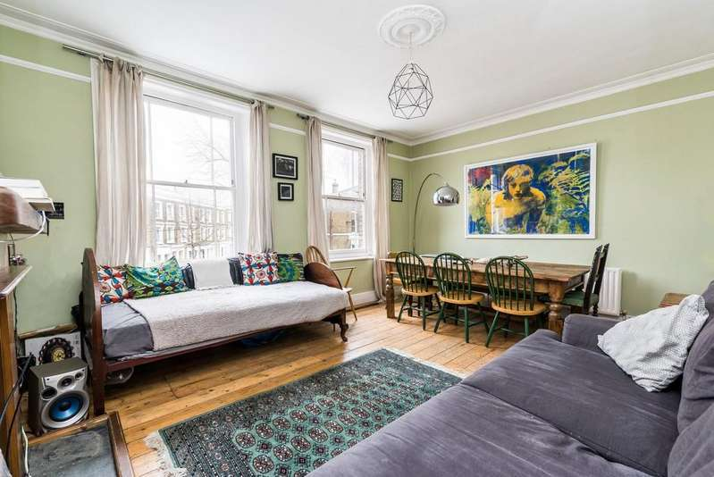 4 Bedrooms Apartment Flat for sale in Flaxman Road, Brixton