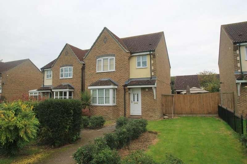 3 Bedrooms Detached House for sale in Watermead, Aylesbury