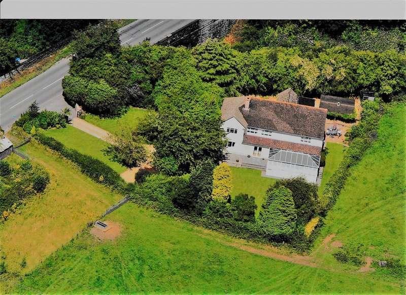 4 Bedrooms Detached House for sale in Ewenny, Bridgend, Mid Glamorgan, CF35