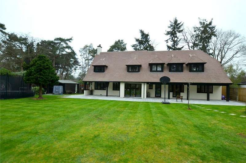5 Bedrooms House for sale in Ashley Drive North, Ashley Heath, Ringwood, Hampshire, BH24