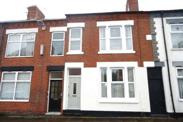3 Bedrooms Terraced House for sale in Hawthorne Street, Newfoundpool, Leicester, LE3