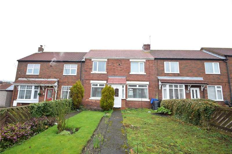 2 Bedrooms Terraced House for sale in The Avenue, Seaham, Co Durham, SR7