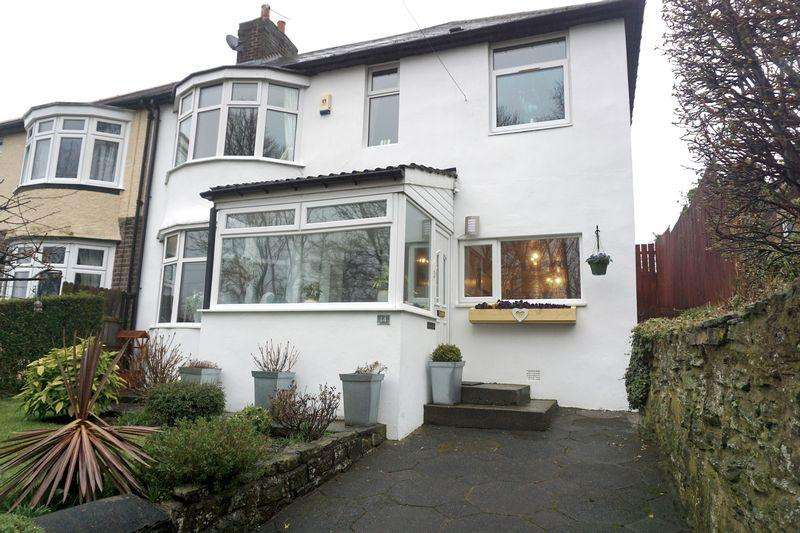4 Bedrooms Semi Detached House for sale in Barley Mill Road, Consett