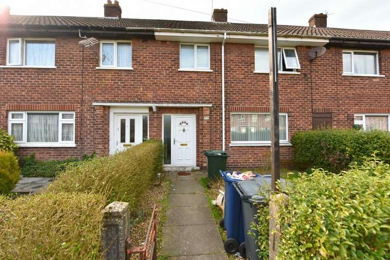 3 Bedrooms Terraced House for sale in Sephton Drive, Ormskirk