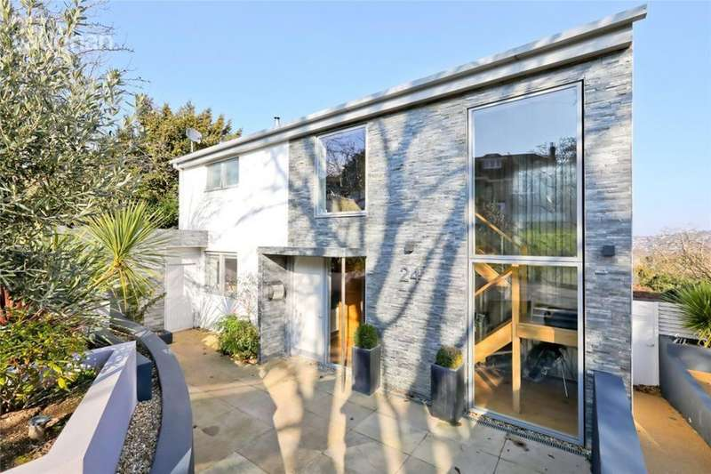 5 Bedrooms Detached House for sale in Tongdean Rise, Brighton, BN1