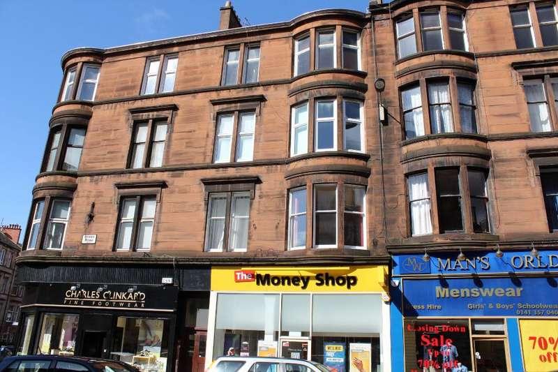 1 Bedroom Flat for sale in Byres Road , Flat 3/1, Hillhead, Glasgow, G12 8TS
