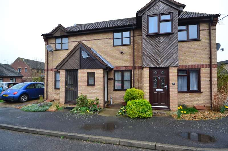 2 Bedrooms Terraced House for sale in Frank Bridges Close, Soham