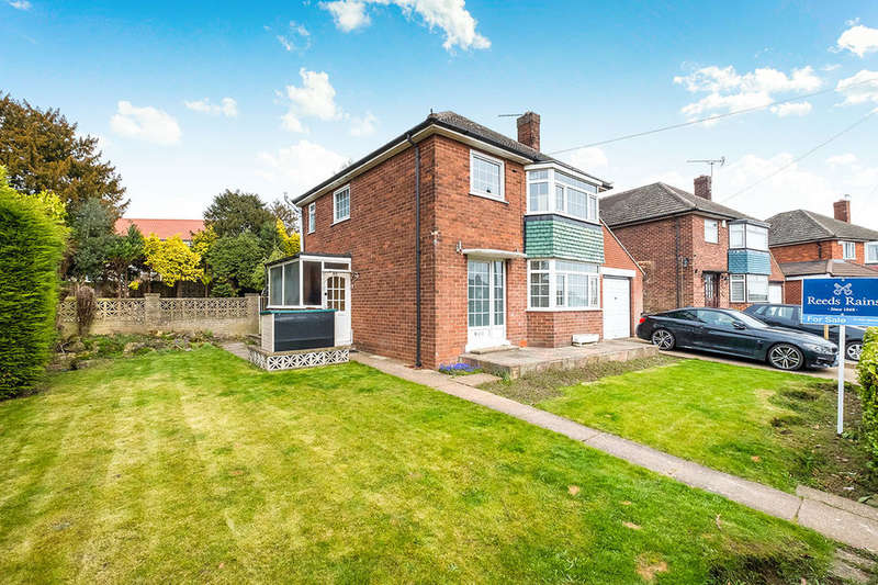 3 Bedrooms Detached House for sale in Falcon Way, Dinnington, Sheffield, S25
