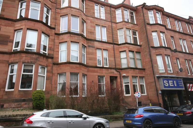1 Bedroom Apartment Flat for sale in 12 Trefoil Avenue G41
