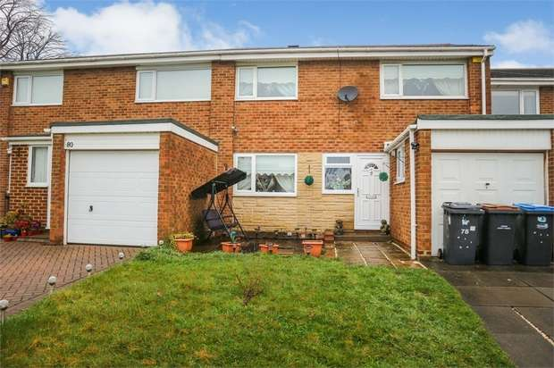 3 Bedrooms Semi Detached House for sale in Chatton Close, Chester le Street, Durham