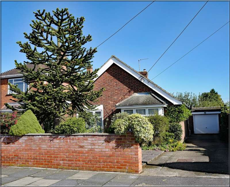 2 Bedrooms Detached Bungalow for sale in Ripston Road, Ashford, TW15