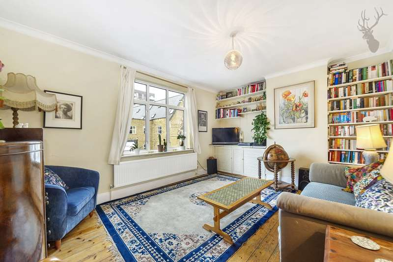 2 Bedrooms Flat for sale in Libra Mansions, Libra Road, Bow, E3