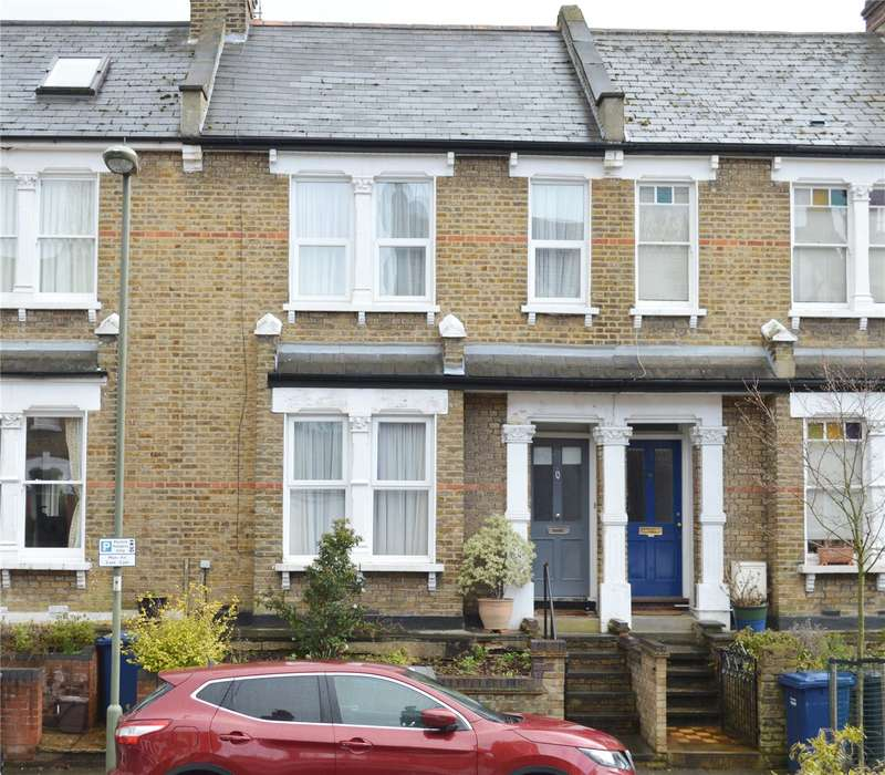 3 Bedrooms Terraced House for sale in Hertford Road, East Finchley, London, N2