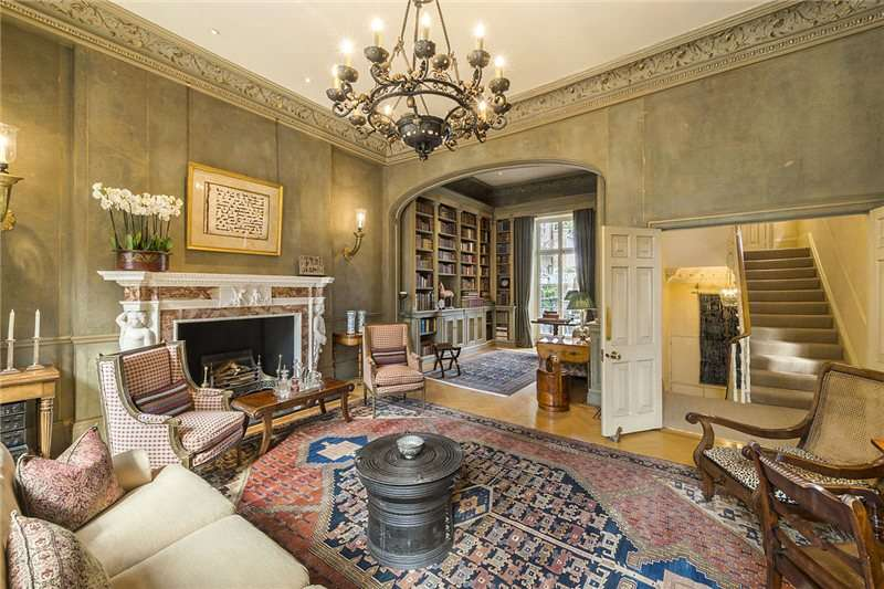 6 Bedrooms Semi Detached House for sale in Ennismore Gardens, Knightsbridge, London, SW7