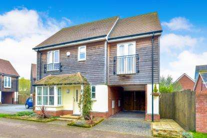 3 Bedrooms Detached House for sale in Cubbs Close, Middleton, Milton Keynes