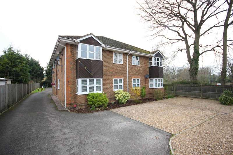 2 Bedrooms Apartment Flat for sale in 6 Fairway Court, Binfield Road, Priestwood