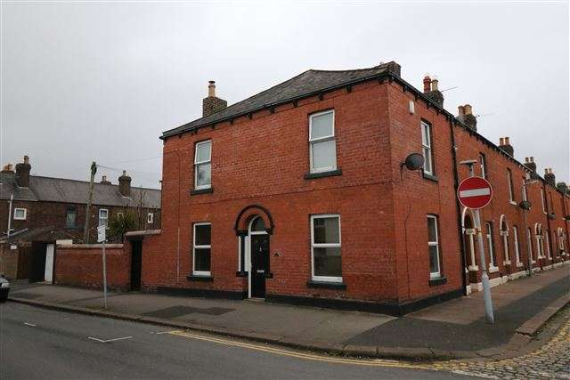 2 Bedrooms End Of Terrace House for sale in Grey Street, Carlisle, Cumbria, CA1 2HJ