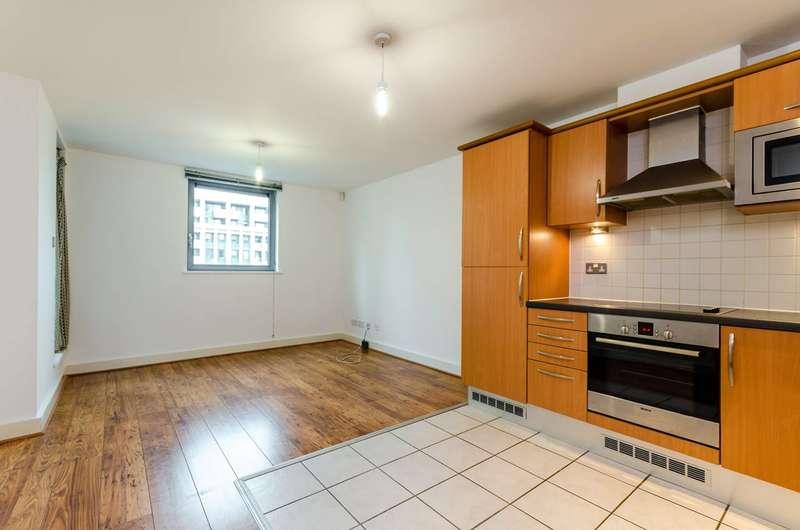 1 Bedroom Flat for sale in Hardwicks Way, Wandsworth, SW18
