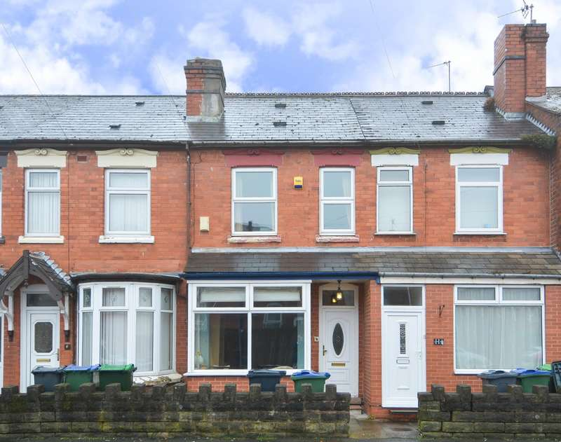 2 Bedrooms Terraced House for sale in Rosefield Road, Smethwick, B67