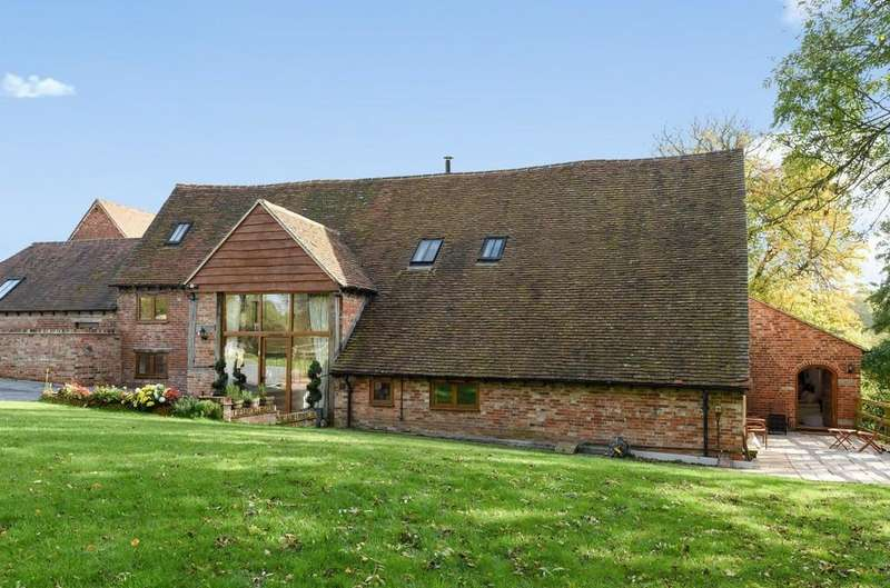 4 Bedrooms Barn Conversion Character Property for sale in Bushwood Lane, Henley In Arden