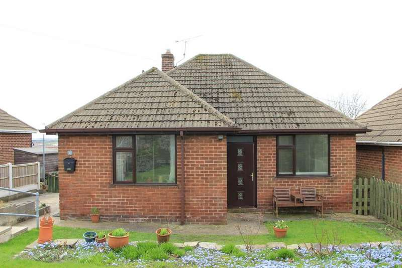 2 Bedrooms Detached Bungalow for sale in 32 Church Lane, North Wingfield